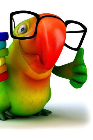 Funny Parrot para Huawei G7300