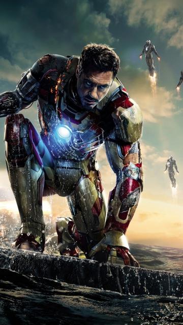 Iron Man 3 for Nokia N8