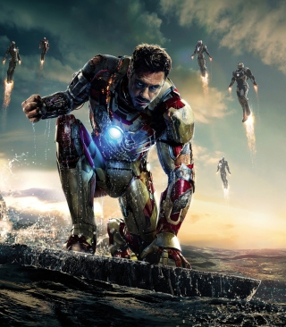 Iron Man 3 Picture for Nokia C1-01