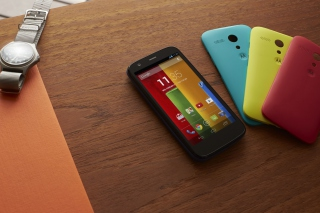 Motorola MotoG OS Android Wallpaper for Android, iPhone and iPad