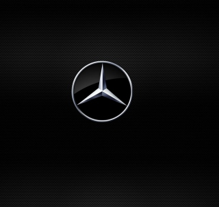 Free Mercedes Logo Picture for iPad 3