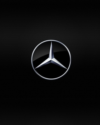 Free Mercedes Logo Picture for 640x1136