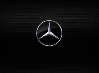 Mercedes Logo Background for Android, iPhone and iPad