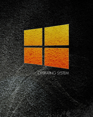 Windows 10 Dark Wallpaper for Nokia Asha 308