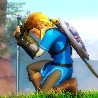 The Legend of Zelda - Fondos de pantalla gratis para iPad Air