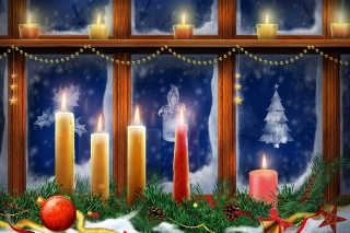 Free Christmas Warmth Picture for Android, iPhone and iPad