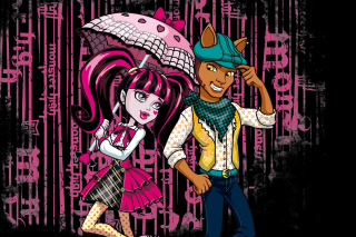 Monster High Wallpaper for Android, iPhone and iPad
