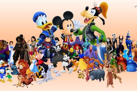 Disney Family para Sony Ericsson XPERIA X10 mini pro
