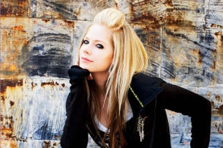 Free Avril Lavigne Picture for Samsung Galaxy S5