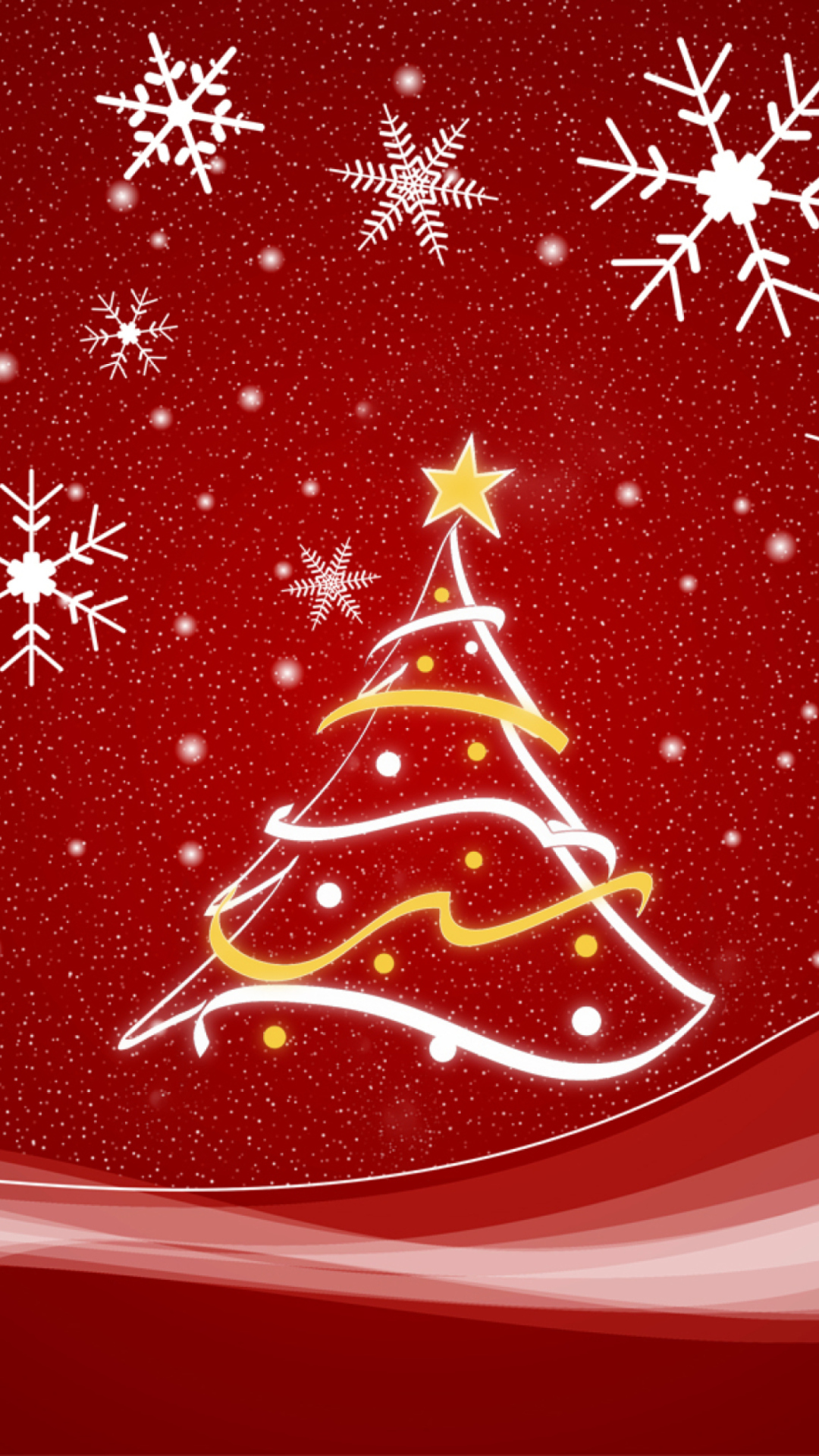 Christmas Tree wallpaper 1080x1920