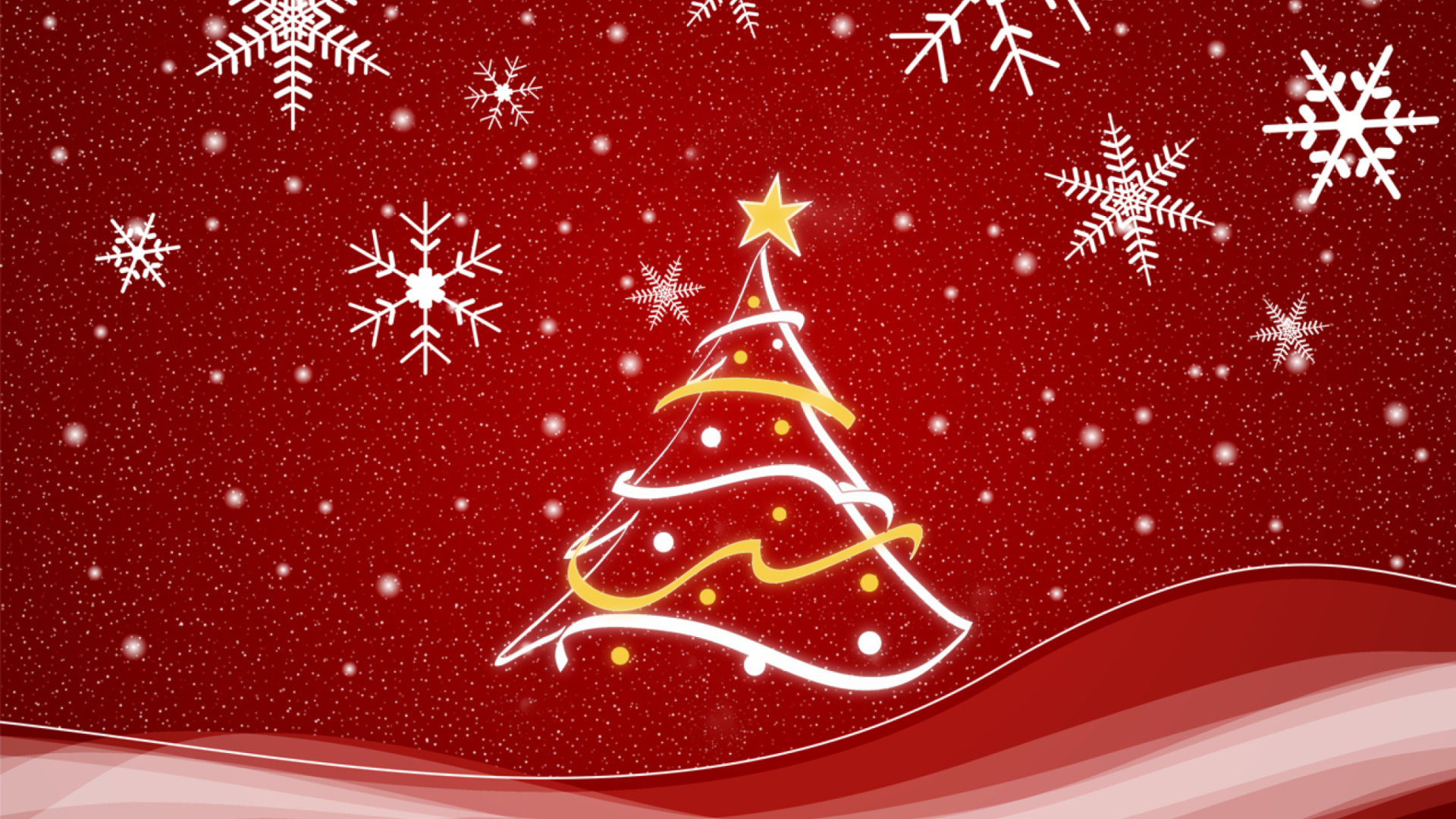 Christmas Tree wallpaper 1920x1080