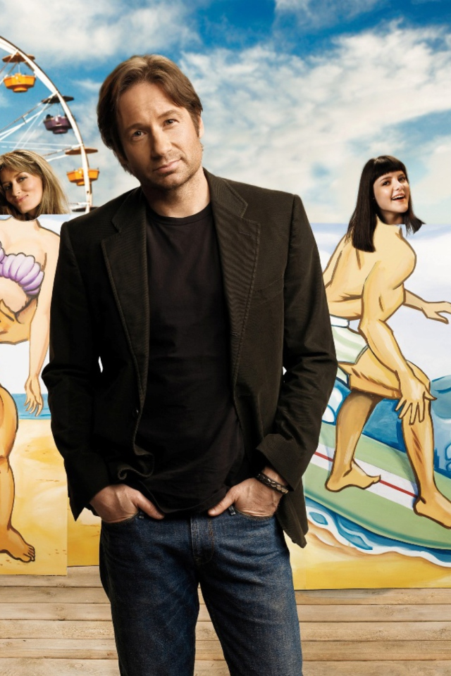 Обои Californication 640x960