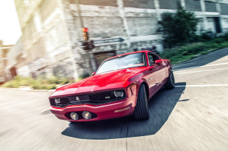 Kostenloses Equus Bass770 Muscle Car Wallpaper für Android 480x800