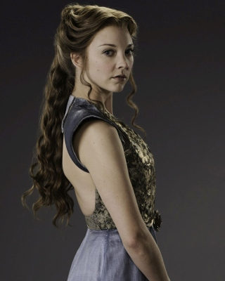 Free Natalie Dormer HD Picture for Nokia C1-01
