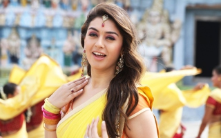 Hansika Motwani 2013 Picture for Sony Xperia M
