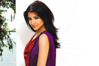 Kostenloses Anushka Sharma from Rab Ne Bana Di Jodi Wallpaper für Samsung I9080 Galaxy Grand