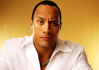 Dwayne Johnson Picture for Android, iPhone and iPad