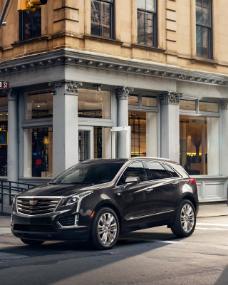 Cadillac XT5 Crossover Background for Nokia C1-01