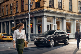 Cadillac XT5 Crossover Picture for Android, iPhone and iPad