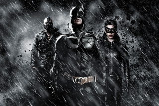 The Dark Knight Rises Movie - Obrázkek zdarma