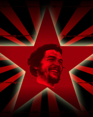 Free Marxist revolutionary Che Guevara Picture for 240x320