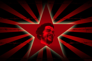 Marxist revolutionary Che Guevara Background for Android, iPhone and iPad