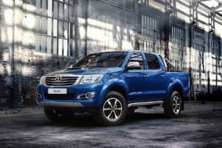 Free Toyota Hilux HDR Picture for Android, iPhone and iPad