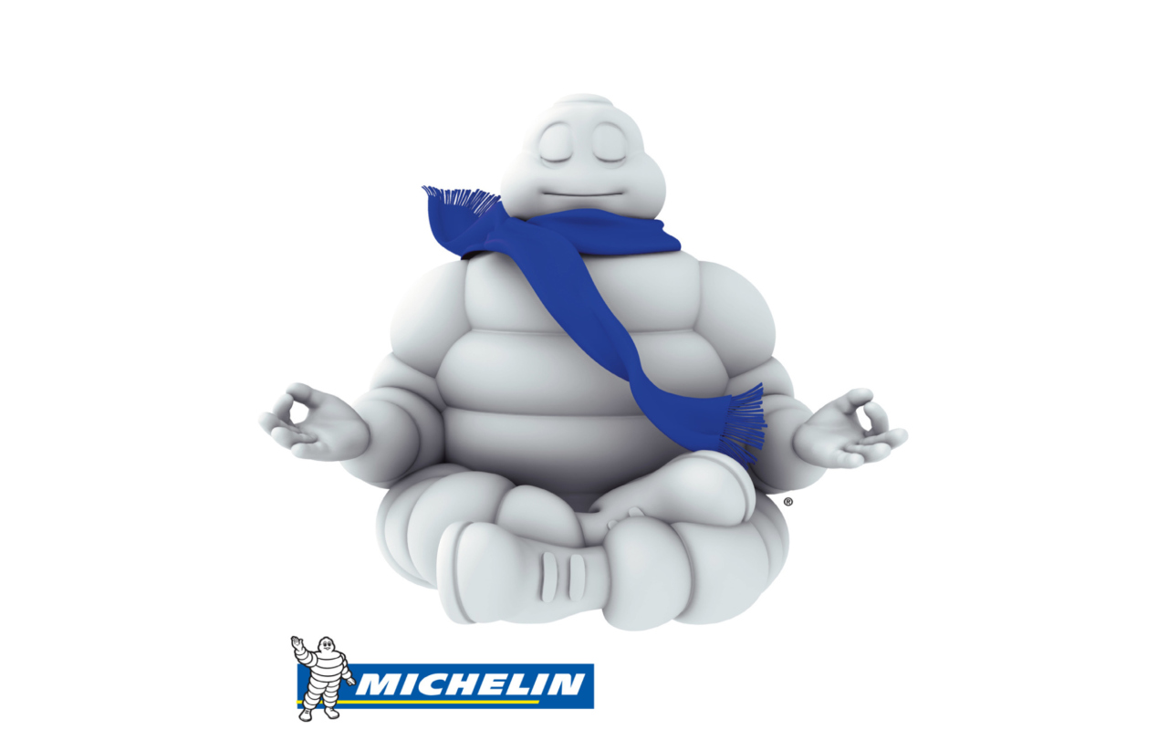Michelin wallpaper 1280x800