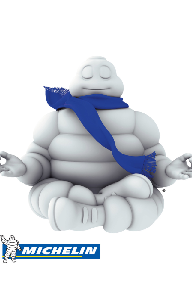 Michelin wallpaper 640x960