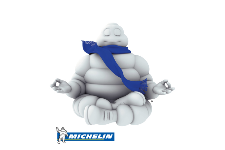 Das Michelin Wallpaper
