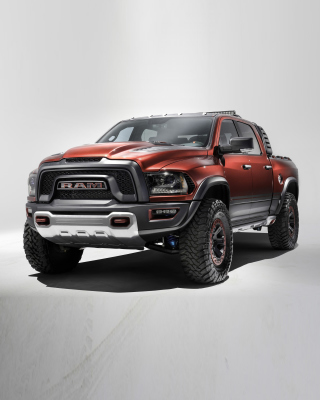 Dodge Ram 1500 Wallpaper for Nokia Asha 311