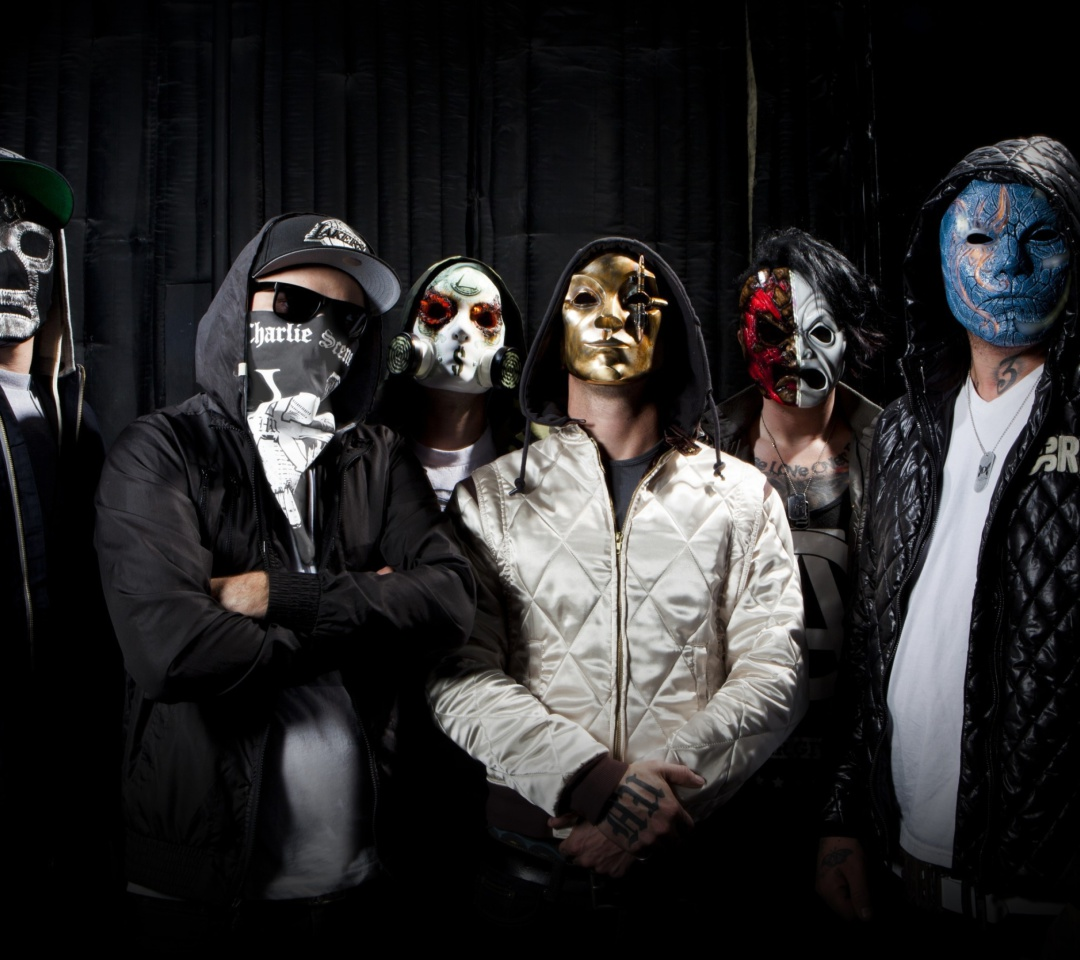 Screenshot №1 pro téma Hollywood Undead 1080x960
