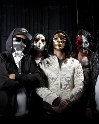 Hollywood Undead Picture for iPhone 6 Plus