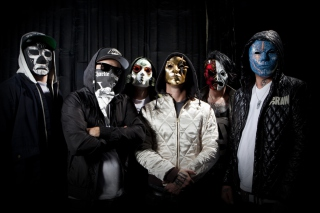 Hollywood Undead papel de parede para celular para Android 540x960