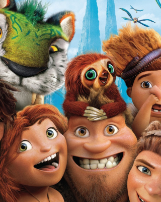 Free The Croods Picture for HTC Titan