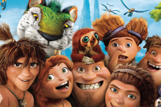 The Croods sfondi gratuiti per cellulari Android, iPhone, iPad e desktop