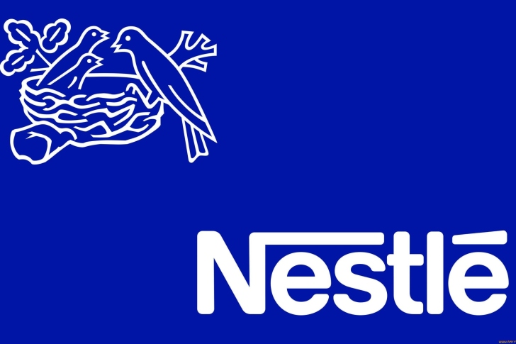 Nestle wallpaper