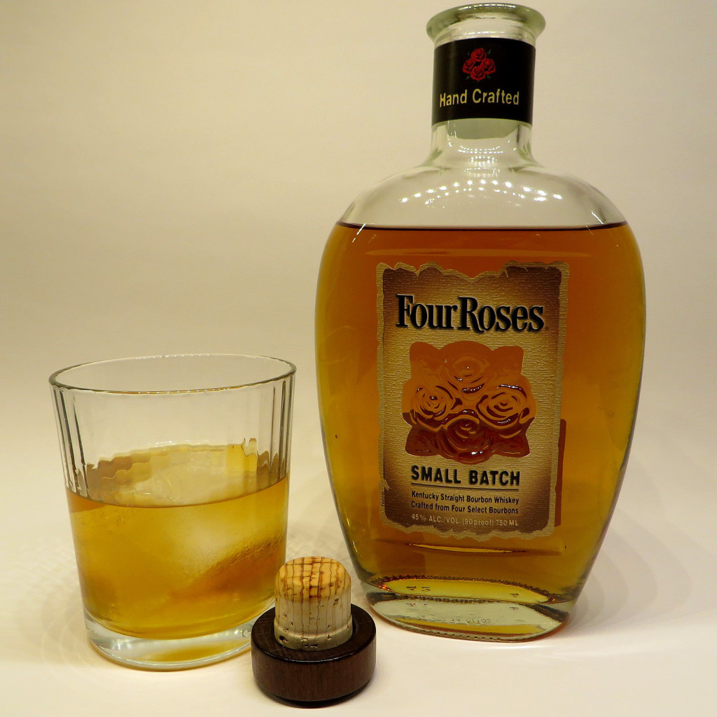 Four Roses Bourbon screenshot #1 1024x1024