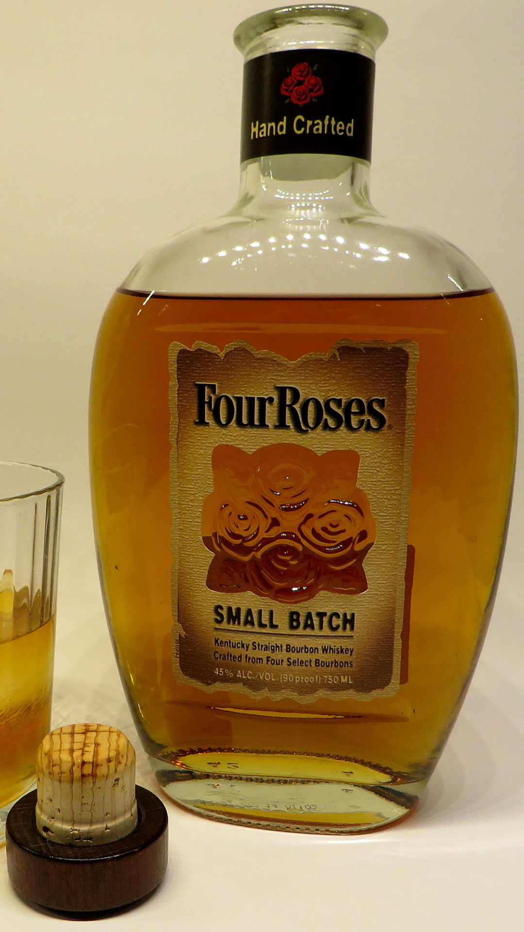 Four Roses Bourbon screenshot #1 1080x1920
