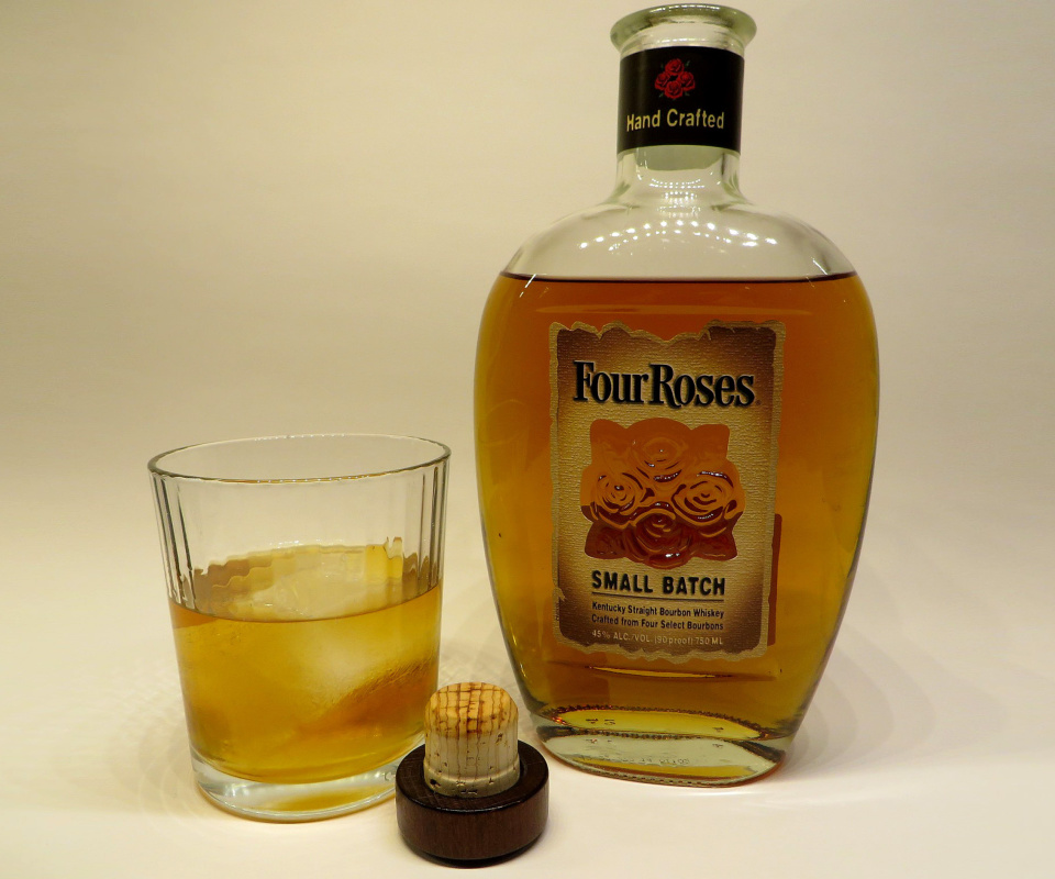 Four Roses Bourbon screenshot #1 960x800