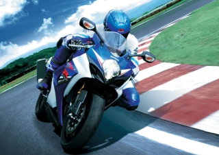 Moto GP Suzuki Background for Android, iPhone and iPad