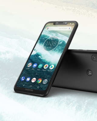 Обои Motorola One Power на HTC Trophy
