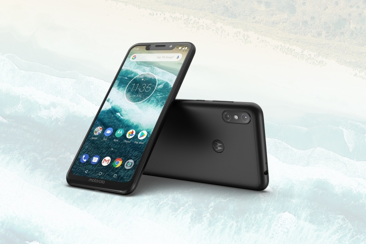 Sfondi Motorola One Power