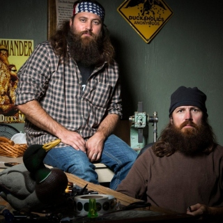 Duck Dynasty TV Series Wallpaper for iPad mini
