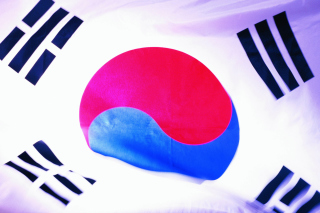 South Korea Flag Background for LG Optimus U