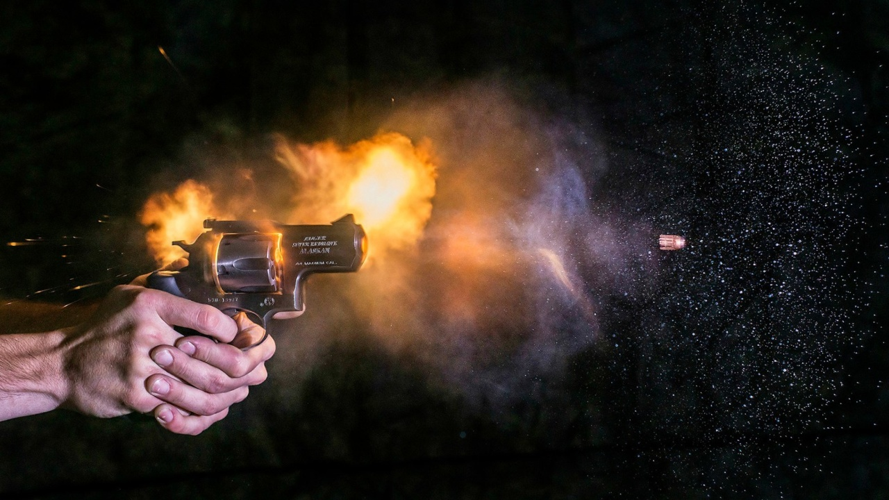 Das Flying bullets Wallpaper 1280x720