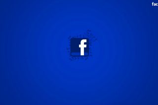 Facebook Logo Wallpaper for Android, iPhone and iPad