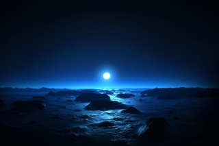 Full Moon Night - Fondos de pantalla gratis