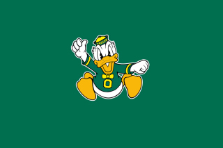 Kostenloses Oregon Ducks University Football Team Wallpaper für 1280x720
