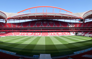 Lisbon Stadium Wallpaper for Android, iPhone and iPad
